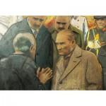 Puzzle   Atatürk and Earthquake