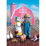 Puzzle   Cat Farm