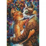 Puzzle   Dance of the Cats in Love