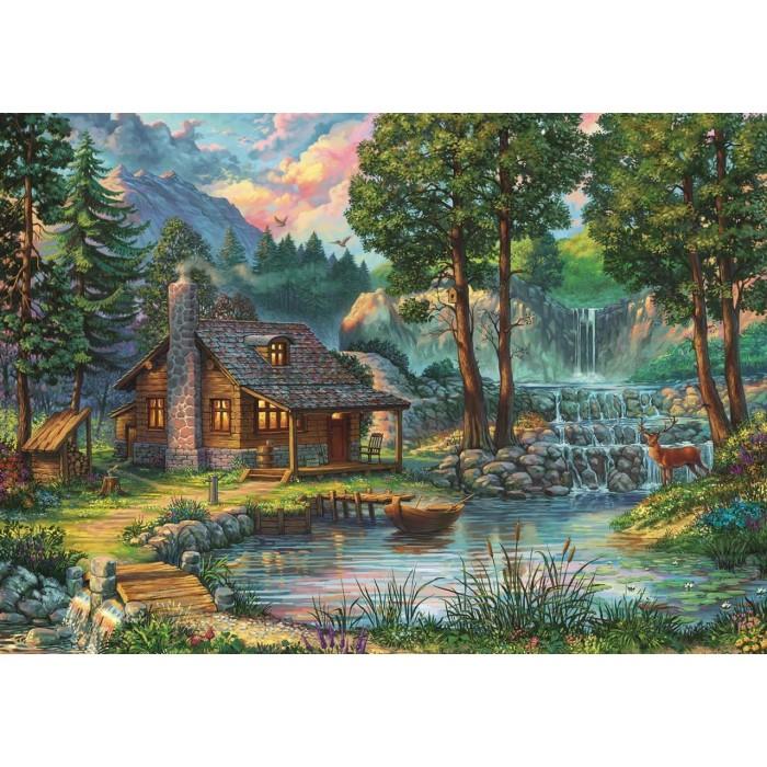 Fairytale House Puzzle 1000 pieces