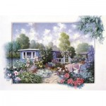 Puzzle   Floral Garden