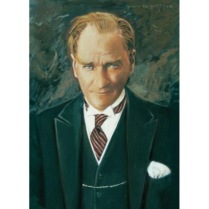 Ghazi Mustafa Kemal Atatürk Puzzle 1000pieces