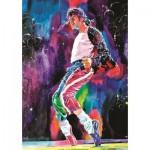 Puzzle   Michael's Jackson Moonwalker