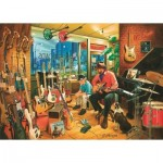 Puzzle   Music Shop