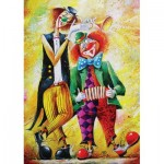 Puzzle   Musician Clowns