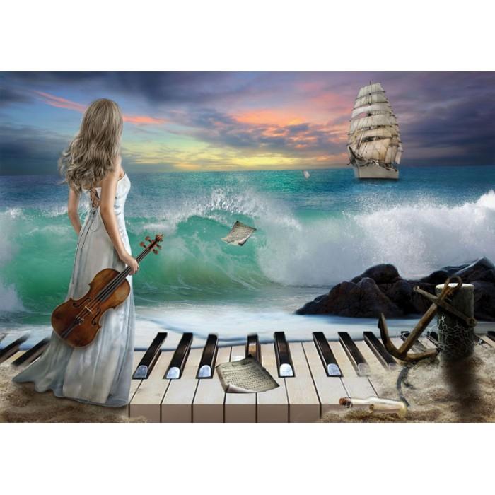 Sea Symphony Puzzle - 1000 pieces