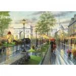 Puzzle   Spring Walk, Paris