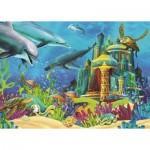 Puzzle   The Underwater Castle