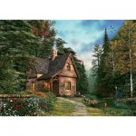 Puzzle   Woodland Cottage