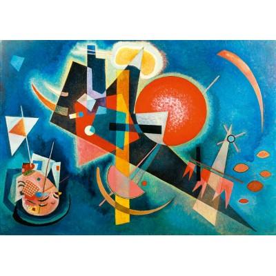 Puzzle Art-by-Bluebird-60021 Kandinsky - In Blue, 1925