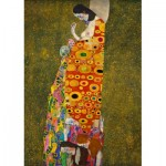 Puzzle  Art-by-Bluebird-60022 Gustave Klimt - Hope II, 1908