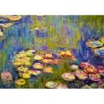 Puzzle  Art-by-Bluebird-60044 Claude Monet - Nymphéas