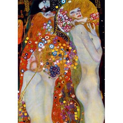 Puzzle Art-by-Bluebird-60052 Gustave Klimt - Water Serpents II, 1907