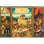 Puzzle  Art-by-Bluebird-60060 Bosch - The Haywain Triptych