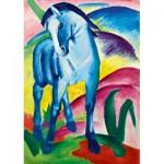 Puzzle  Art-by-Bluebird-60069 Franz Marc - Blue Horse I, 1911