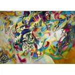 Puzzle  Art-by-Bluebird-60120 Vassily Kandinsky - Kandinsky - Impression VII, 1912