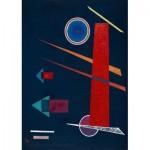 Puzzle  Art-by-Bluebird-60127 Vassily Kandinsky - Powerful Red, 1928
