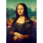 Puzzle  Art-by-Bluebird-Puzzle-60008 Leonardo Da Vinci - Mona Lisa, 1503
