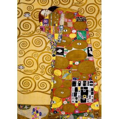 Puzzle Art-by-Bluebird-Puzzle-60016 Gustave Klimt - Fulfilment, 1905