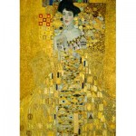 Puzzle  Art-by-Bluebird-Puzzle-60019 Gustave Klimt - Adele Bloch-Bauer I, 1907