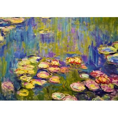 Puzzle Art-by-Bluebird-Puzzle-60044 Claude Monet - Nymphéas