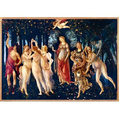 Puzzle Art-by-Bluebird-Puzzle-60057 Botticelli - La Primavera (Spring), 1482