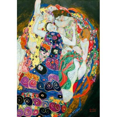 Puzzle Art-by-Bluebird-Puzzle-60070 Gustave Klimt - The Maiden, 1913