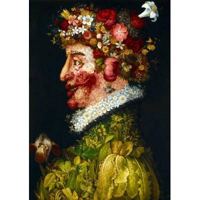 Puzzle Art-by-Bluebird-Puzzle-60073 Arcimboldo - La Primavera, 1563