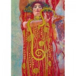 Puzzle  Art-by-Bluebird-Puzzle-60087 Gustave Klimt - Hygieia, 1931