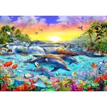 Puzzle  Bluebird-Puzzle-70015 Tropical Cove