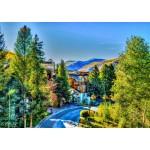 Puzzle  Bluebird-Puzzle-70024 Vail, Colorado, USA