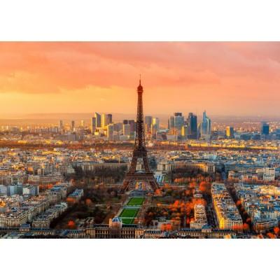 Puzzle Bluebird-Puzzle-70047 Eiffel Tower, Paris, France