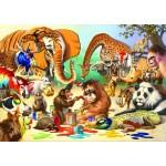Puzzle  Bluebird-Puzzle-70090 Monkeyangelo