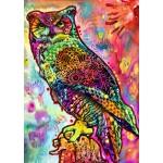 Puzzle  Bluebird-Puzzle-70093 Owl