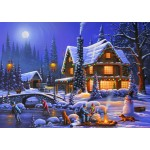 Puzzle  Bluebird-Puzzle-70094 Holiday Spirit