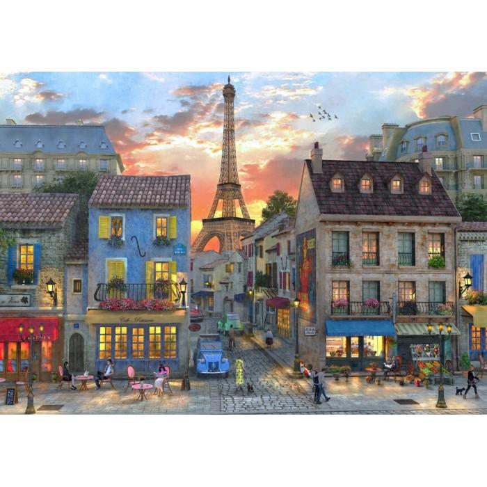 Streets of Paris