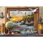Puzzle  Bluebird-Puzzle-70112 Marine to Life