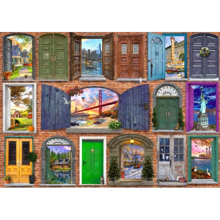 Doors of USA