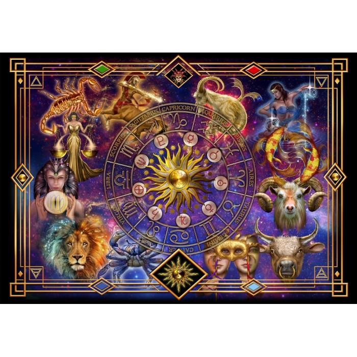 Zodiac Montage
