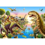 Puzzle  Bluebird-Puzzle-70157 Jurassic River