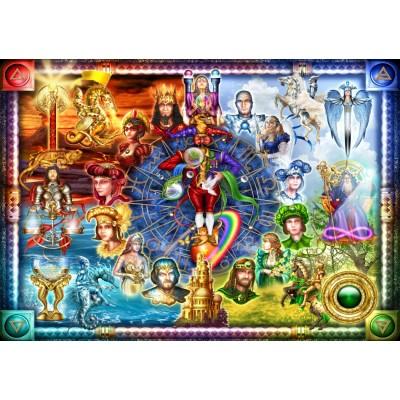Puzzle Bluebird-Puzzle-70178 Tarot of Dreams
