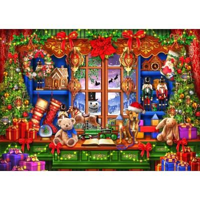 Puzzle Bluebird-Puzzle-70184 Ye Old Christmas Shoppe
