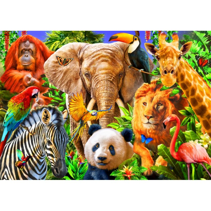 Animals for kids