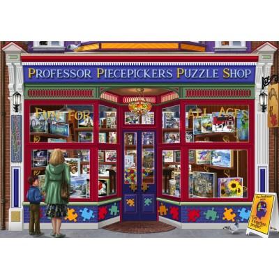 Bluebird-Puzzle-70202 Professor Puzzles