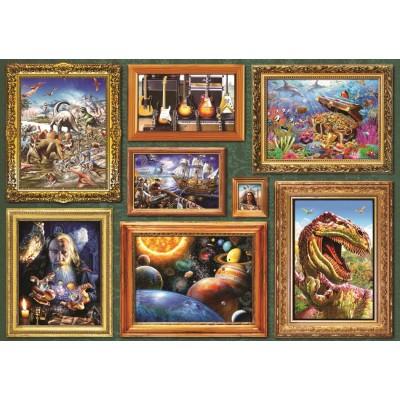 Puzzle Bluebird-Puzzle-70233-P Boy's 8 Gallery
