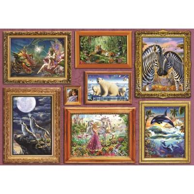 Puzzle Bluebird-Puzzle-70234-P Girl's 8 Gallery
