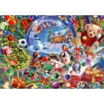 Puzzle  Bluebird-Puzzle-70236-P Christmas Globe