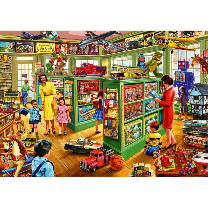 Toy Shop Interiors