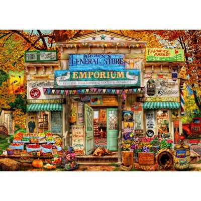 Puzzle Bluebird-Puzzle-70332-P The General Store