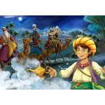 Puzzle  Bluebird-Puzzle-70348 Aladdin